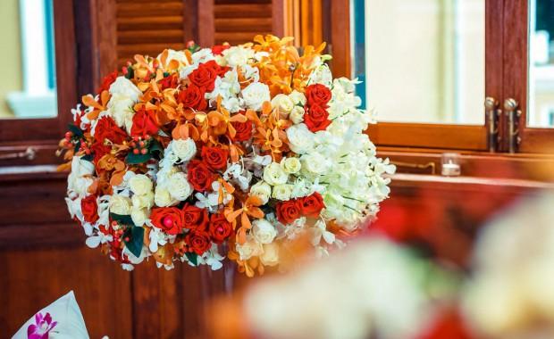 Grand Forest flower bouquet, Phuket, Thailand